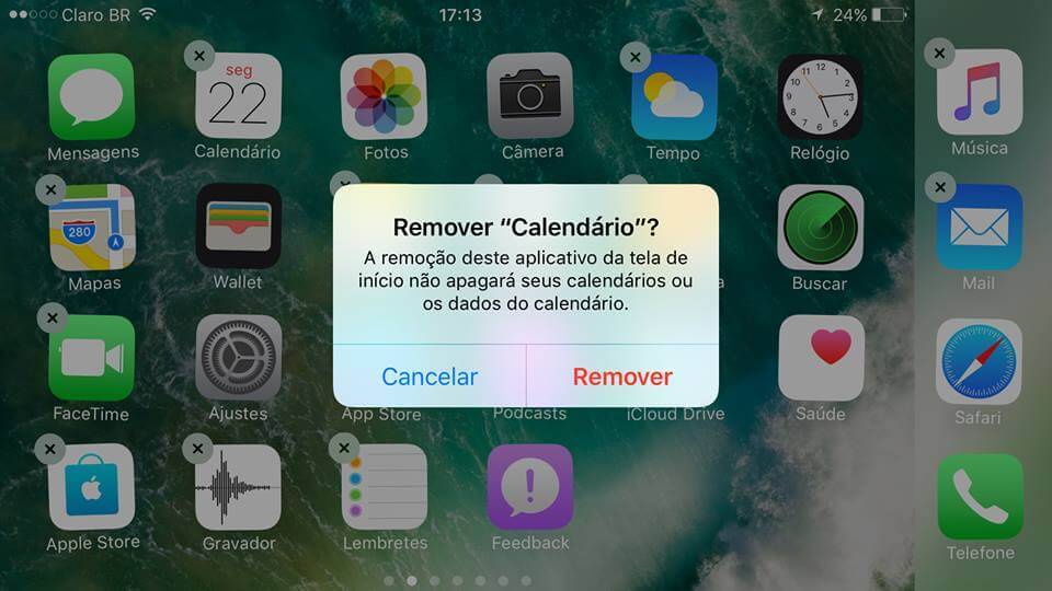 Tutorial: Aprenda a apagar e restaurar aplicativos nativos do iPhone