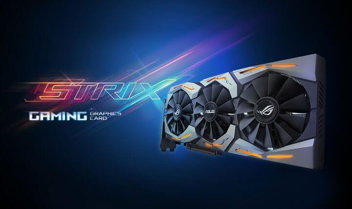 Asus strix geforce gtx1060