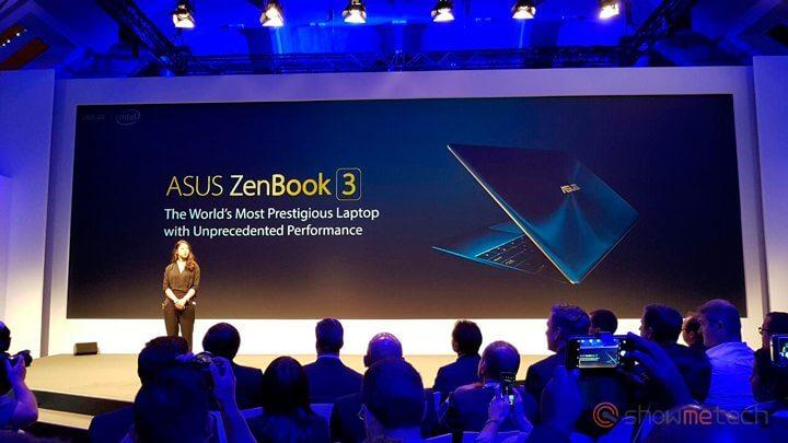 ASUS Zenbook 3 - IFA 2016: Asus apresenta o Zenwatch 3, ZenBook 3, Transformer 3 e 3 Pro, Zenpad 3S 10 e ZenScreen