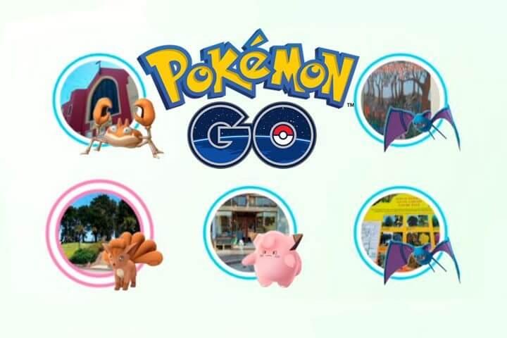Atualização de pokémon go nearby smt