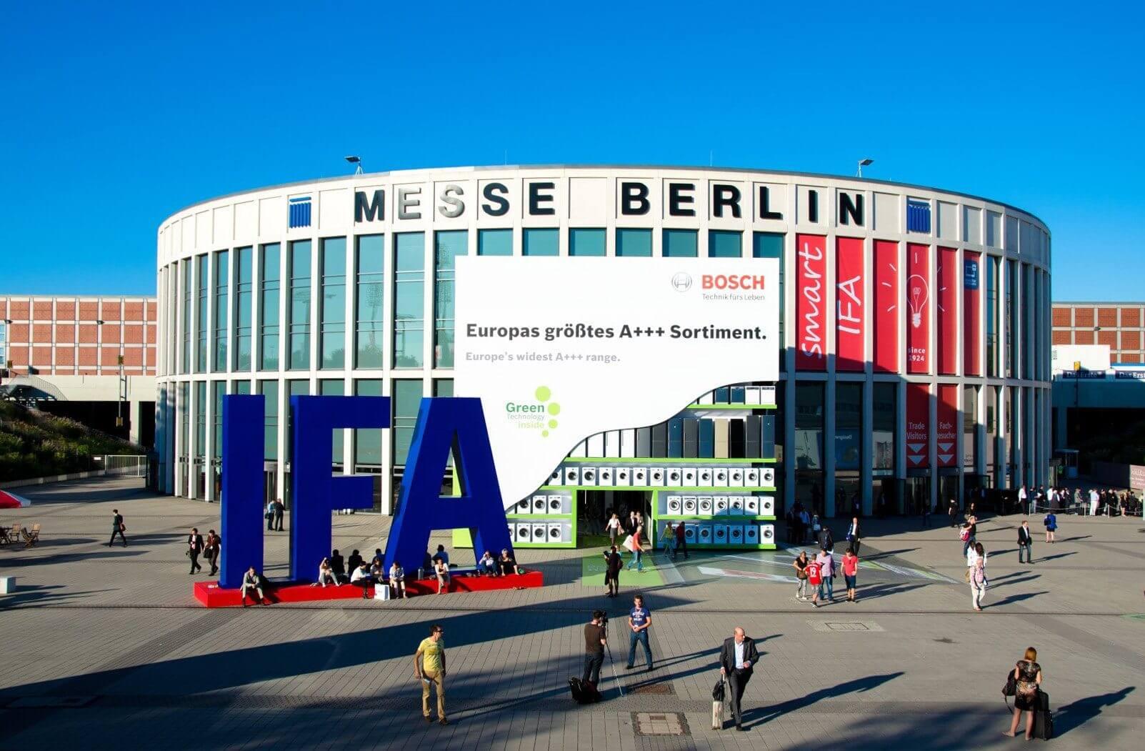 IFA Berlim Internationale Funkausstellung Berlin tecnologia feira