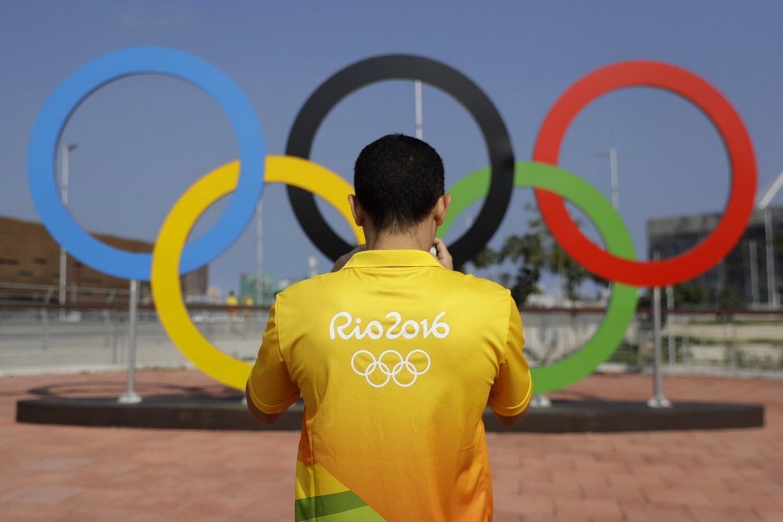 Jogos olímpicos capa