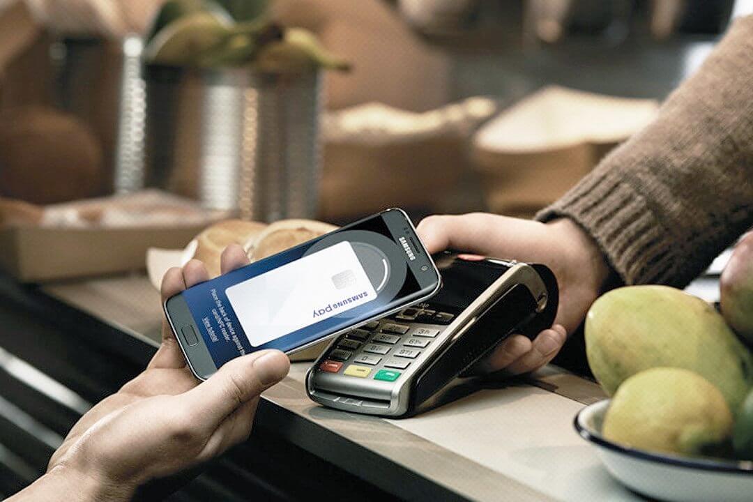 Samsung Pay Lugares