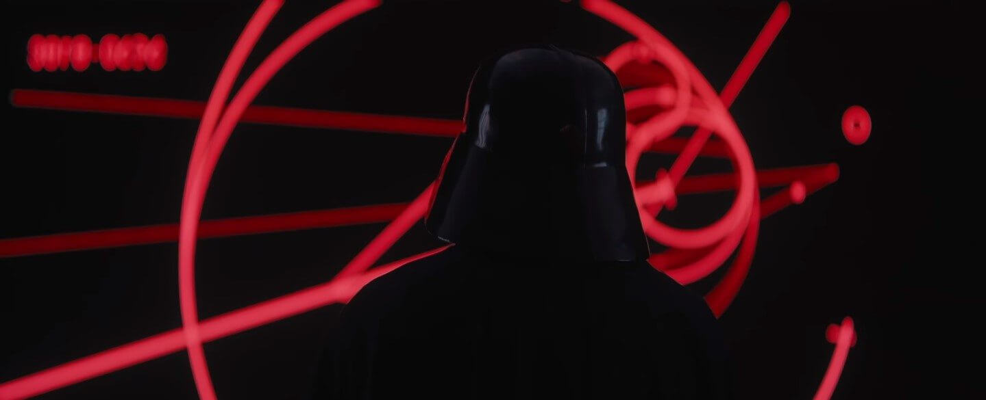 Novo trailer de Rogue One: Uma História Star Wars traz Darth Vader