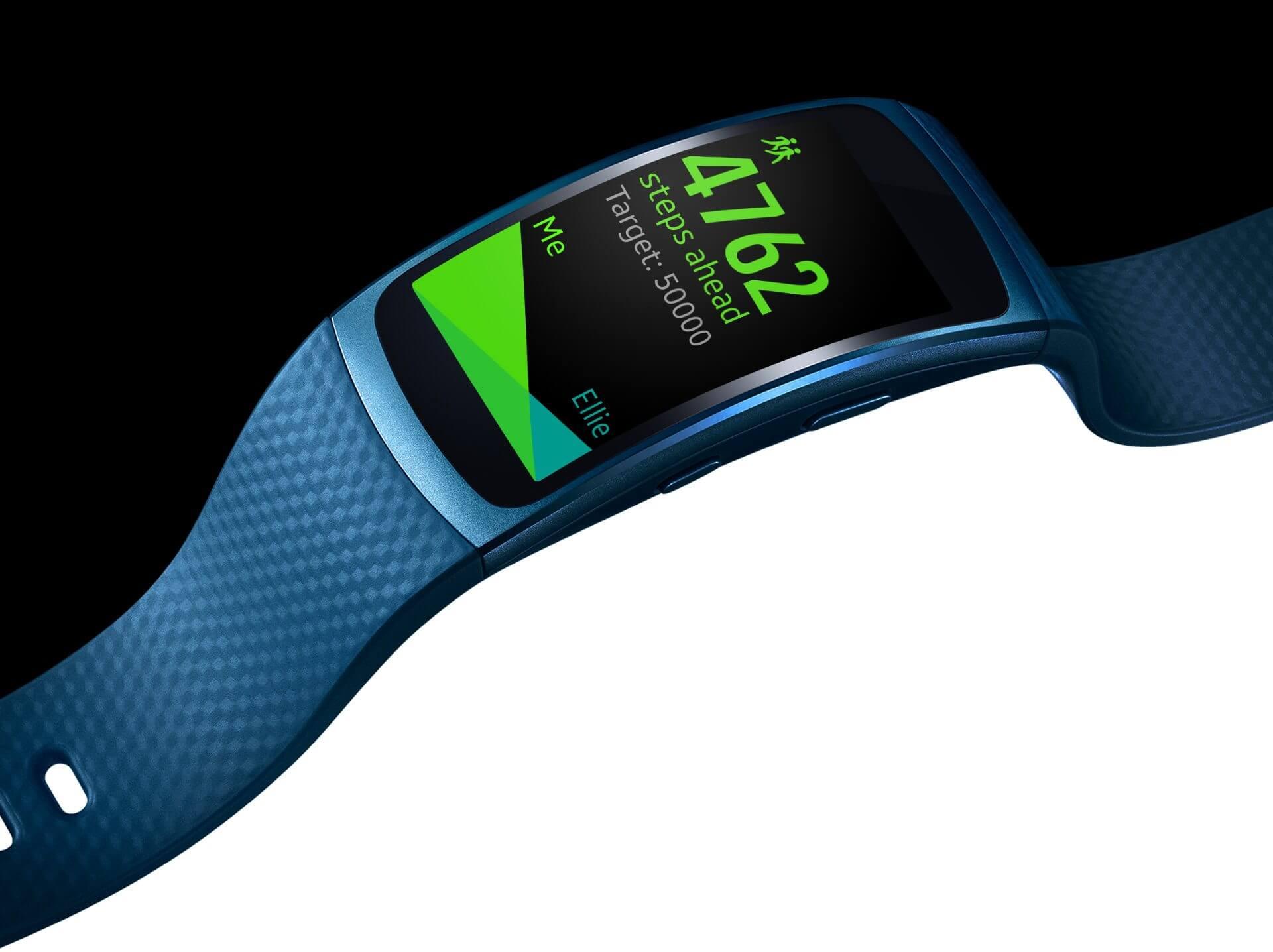 Review: Samsung Gear Fit2, para monitorar atividades com estilo