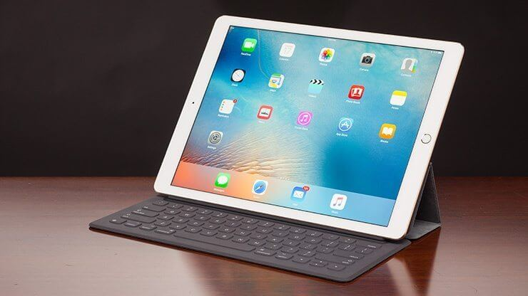 iPad Pro: novo comercia, da Apple ataca os PCs