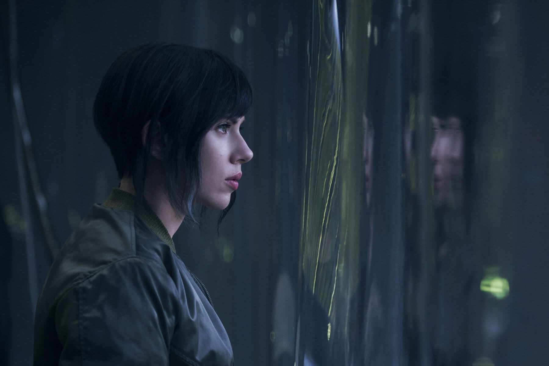 Ghost in the Shell Caput