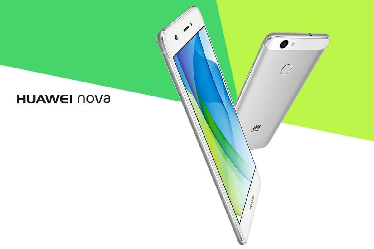 Huawei nova capa2
