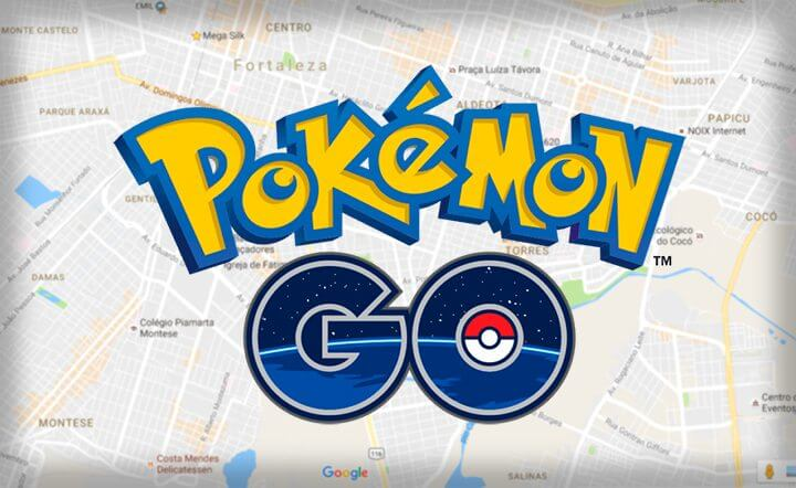 Pokemon go google maps capa smt