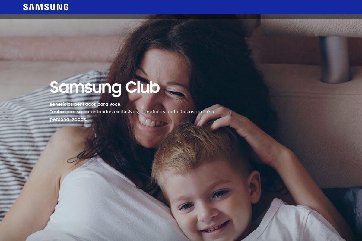 Samsung club caput