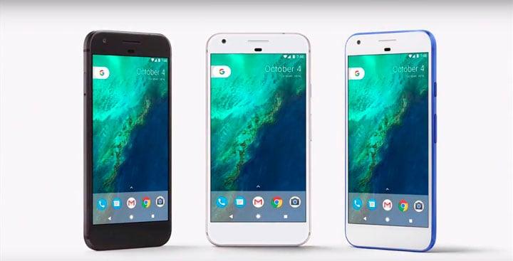 Google Pixel novo smartphone do Google