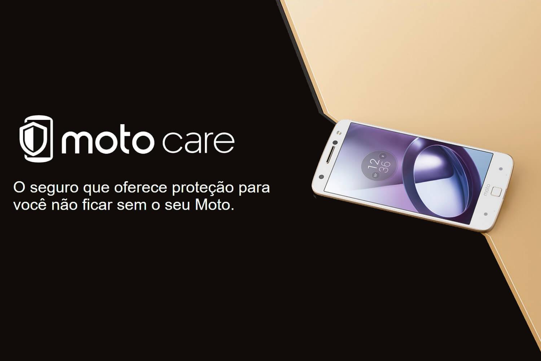 Moto Care Proteção Capa - Proteja seu smartphone contra quebra, furto e roubo com o Moto Care Proteção