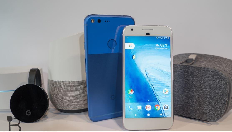 Cinco motivos para escolher o Pixel XL em vez do iPhone 7 Plus
