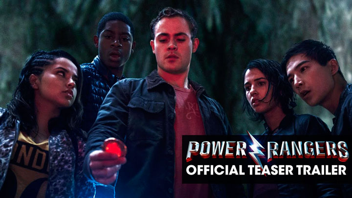 Trailer de Power Rangers