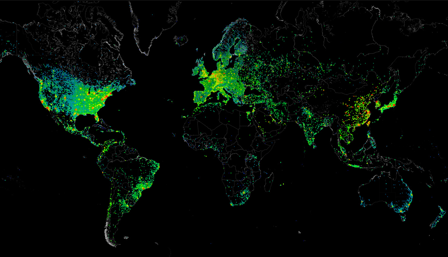 ataque mundial hacker