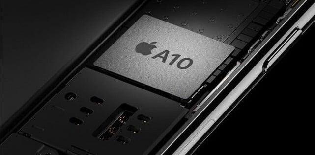 Iphone 7 a10 fusion