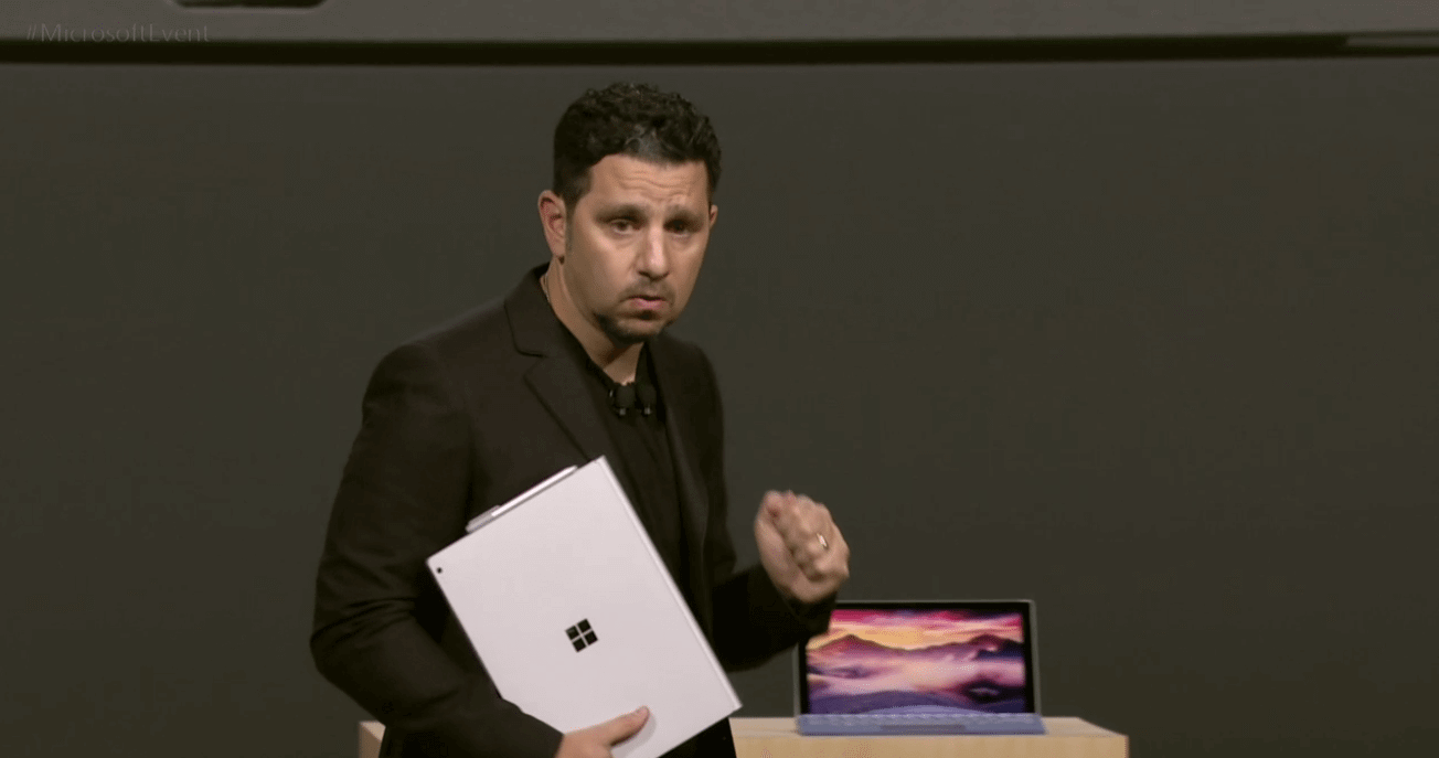 ms01 - Microsoft anuncia novo Surface Book, mais poderoso do que qualquer Macbook de 13 polegadas