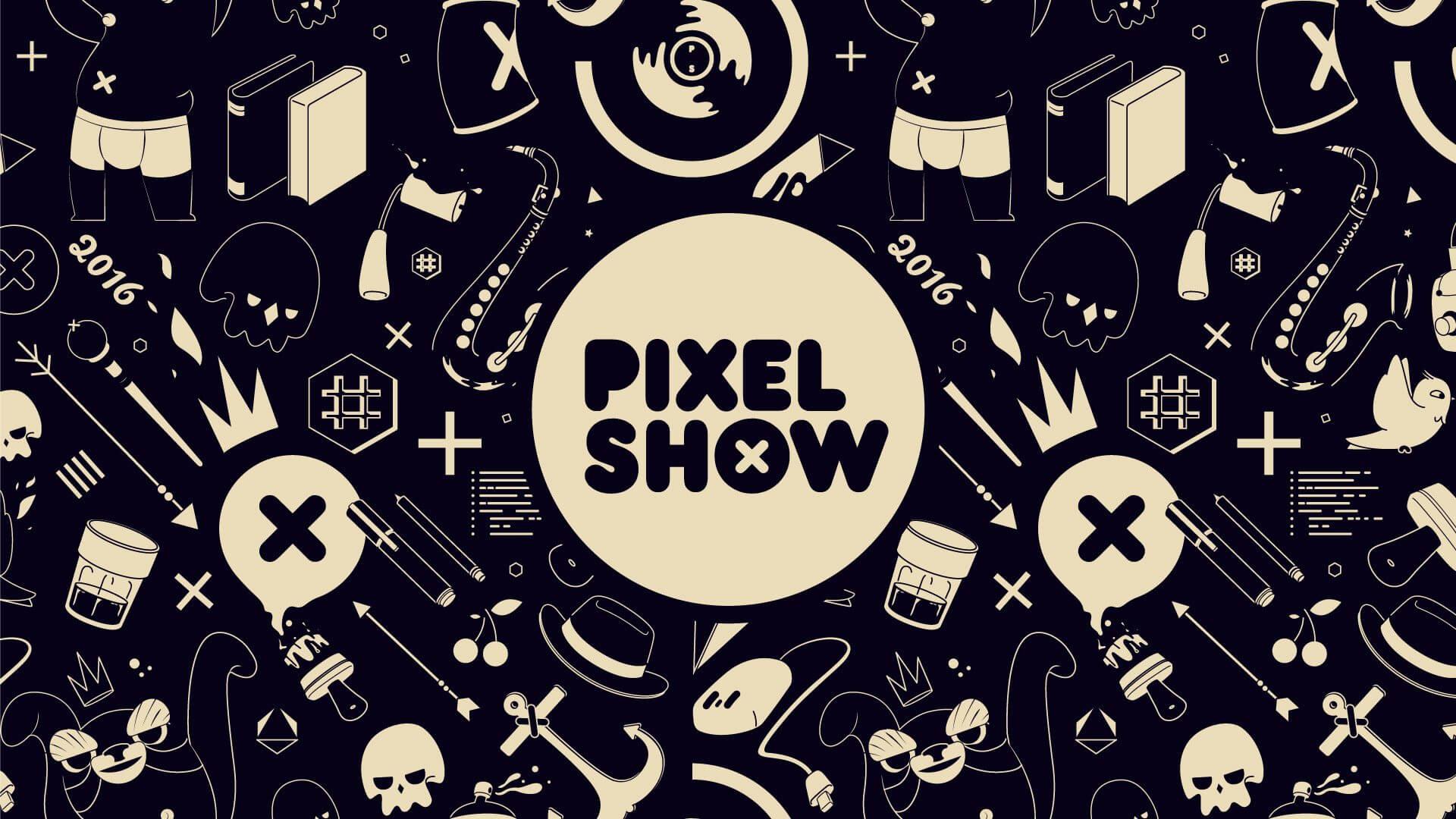 Pixel Show acontecerá nesse final de semana e contará com a presença de influenciadores 4