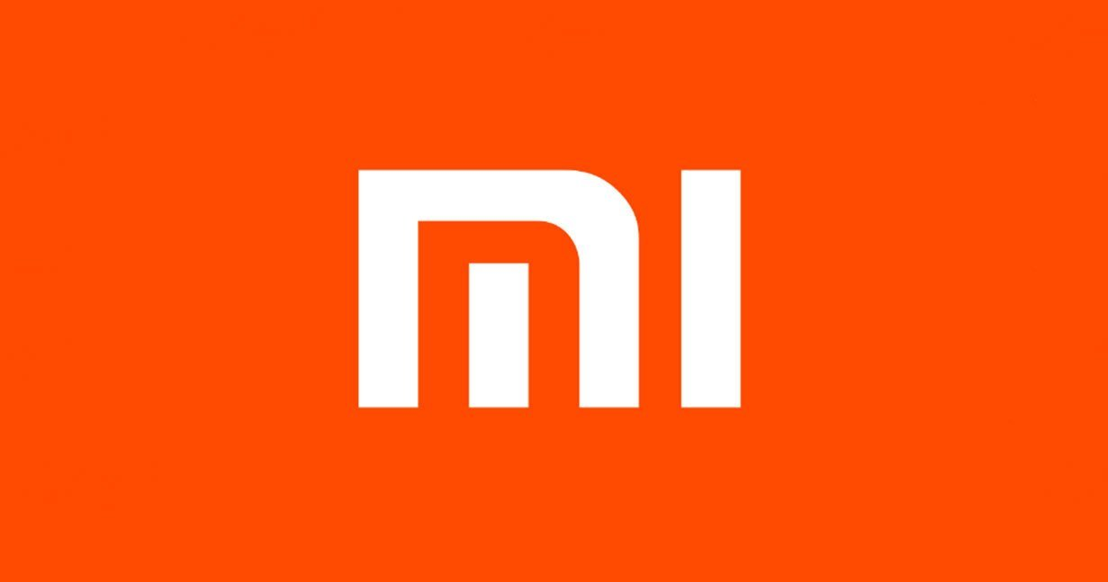 Xiaomi logo big