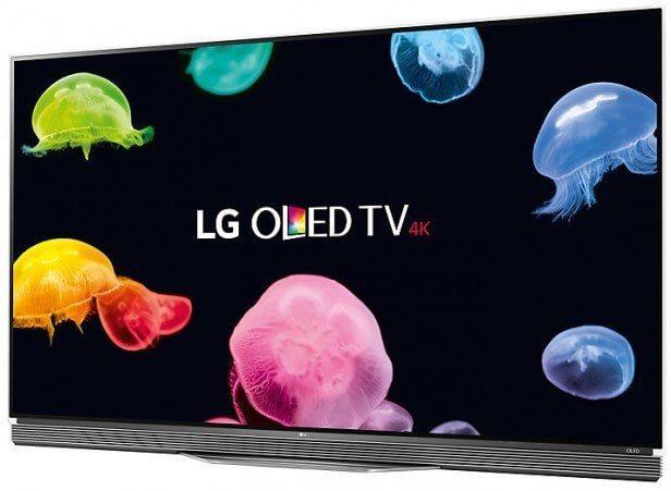 LG OLED TV 4K HDR Ultra HD TV OLED65E6P 7