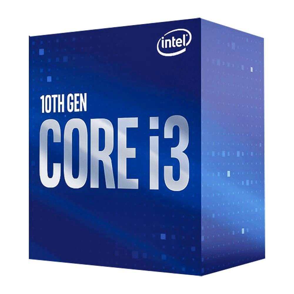 Imagem da caixa do Core i3.