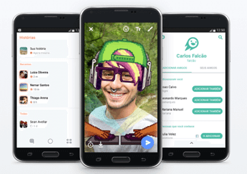 image005 - Facebook anuncia Flash, concorrente do Snapchat no Brasil