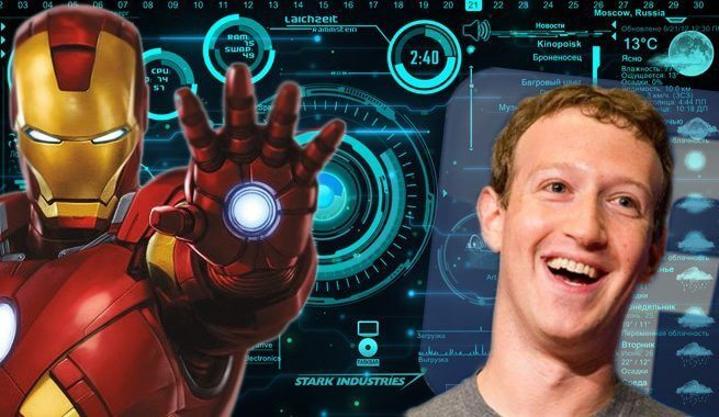 Jarvis Mark Zuckerberg