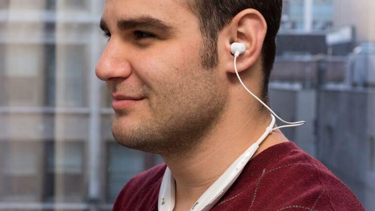 Lg tone ultra headphones 35834976 35834977 20