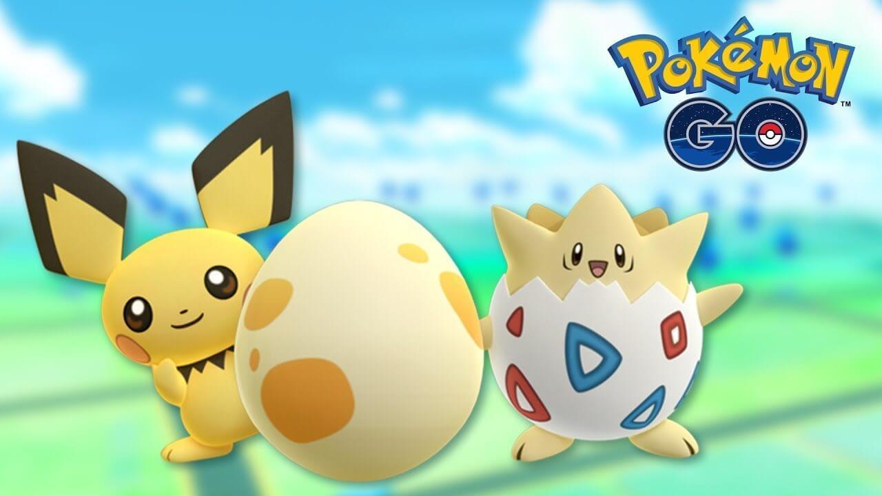 Pokemon GO segunda geração