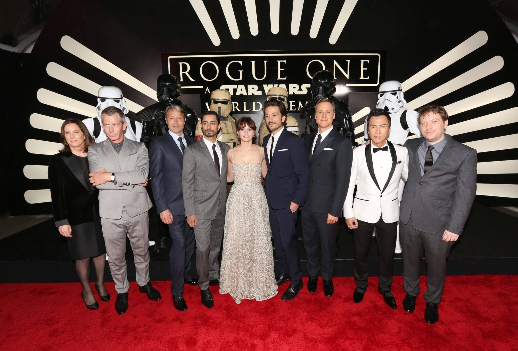 Rogue one premiere 1
