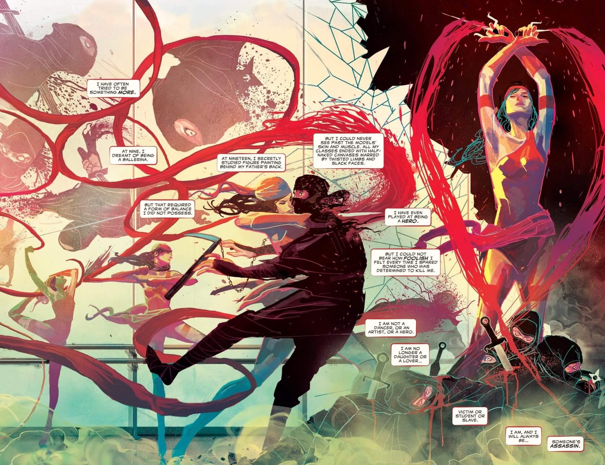 Dica de HQ: Elektra #1 (Totalmente Nova Marvel) - Resenha