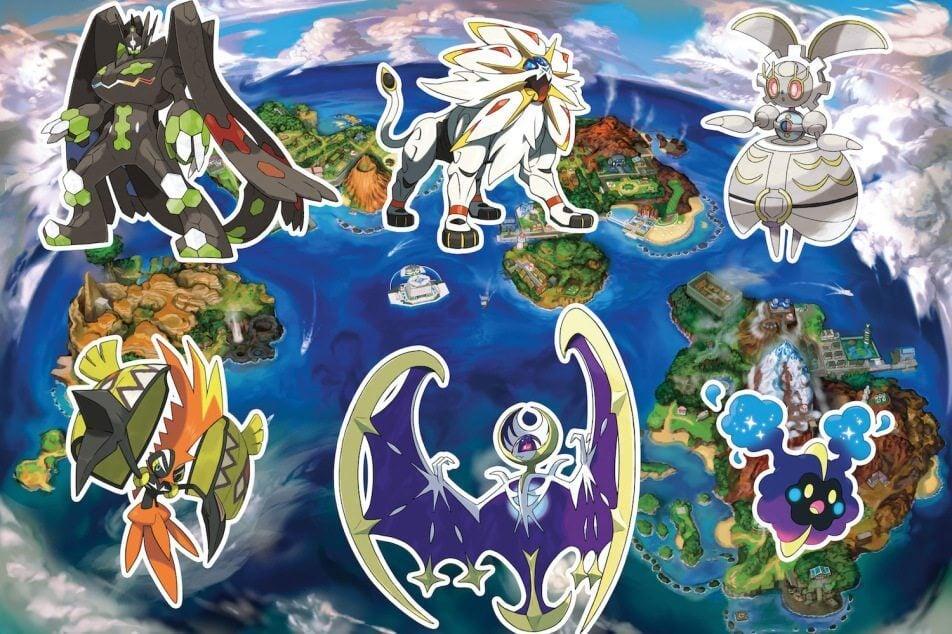 pokemon sun moon legendaries1