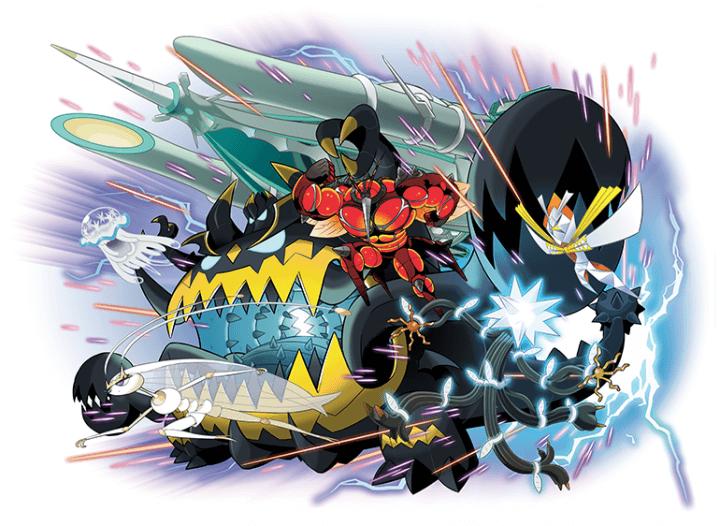 Como pegar todos os lendários em Pokémon Sun & Moon