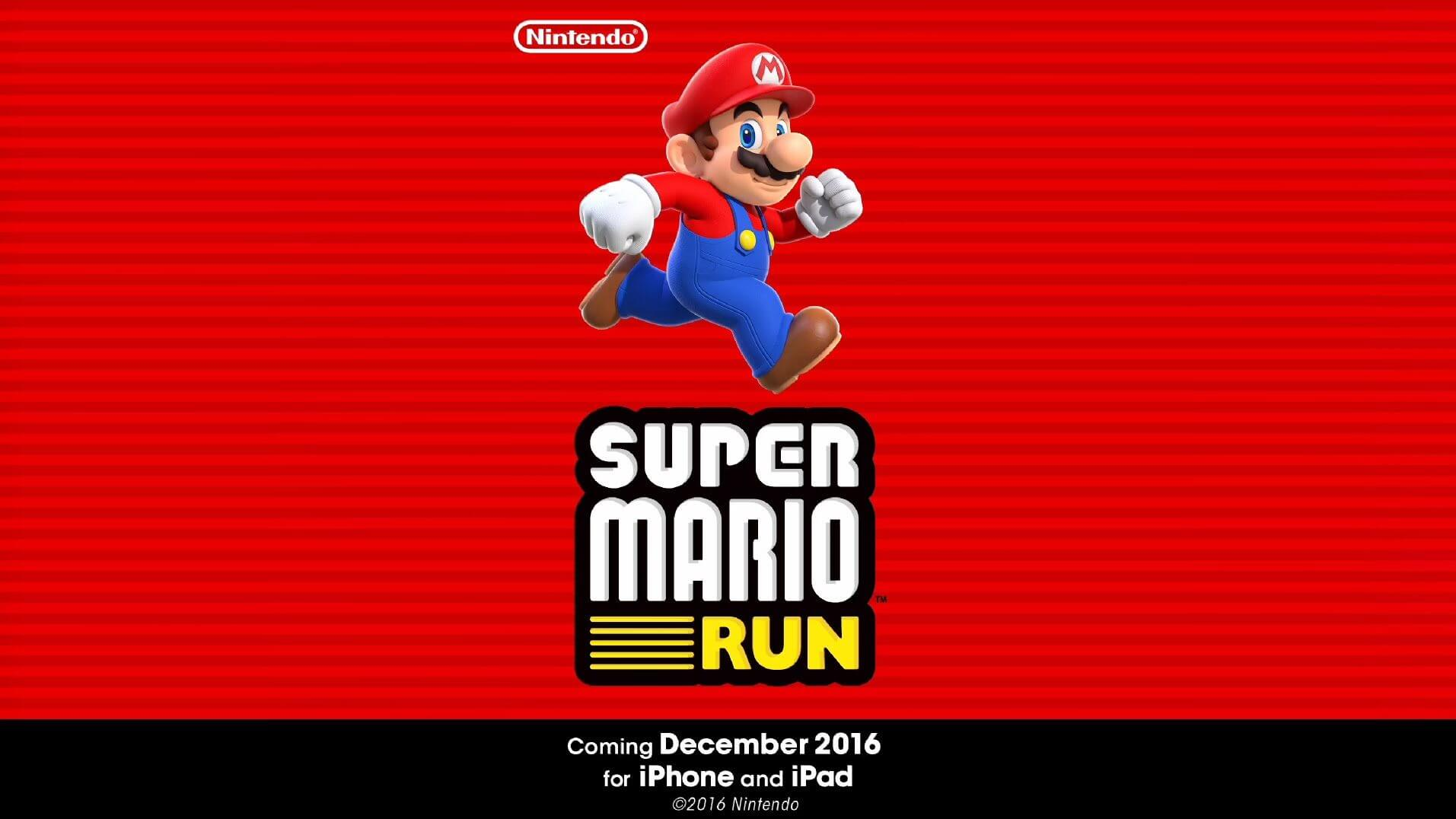 super mario run ios android