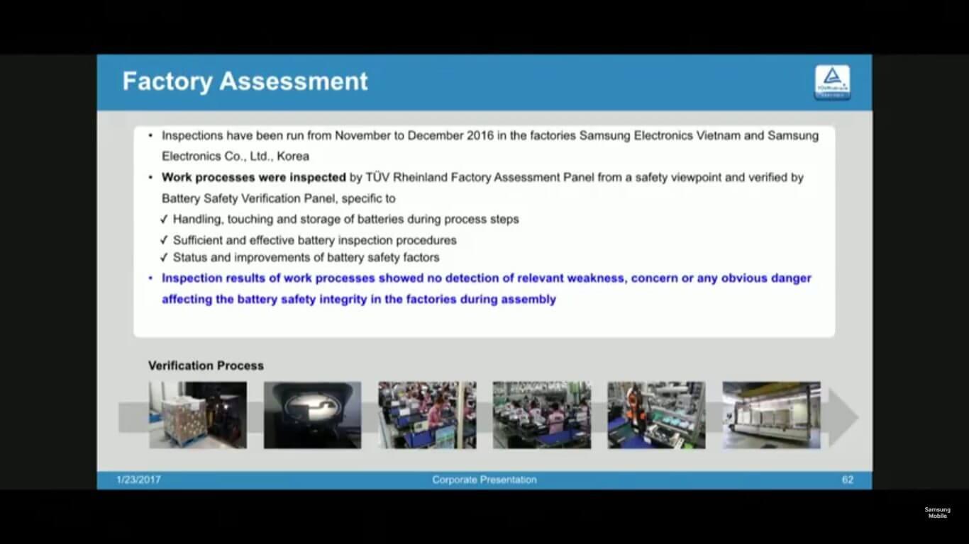 Samsung divulga oficialmente a causa das explosões do galaxy note7. Faltava um posicionamento oficial da empresa. Até agora, já que a samsung divulgou o real motivo das explosões do galaxy note7.