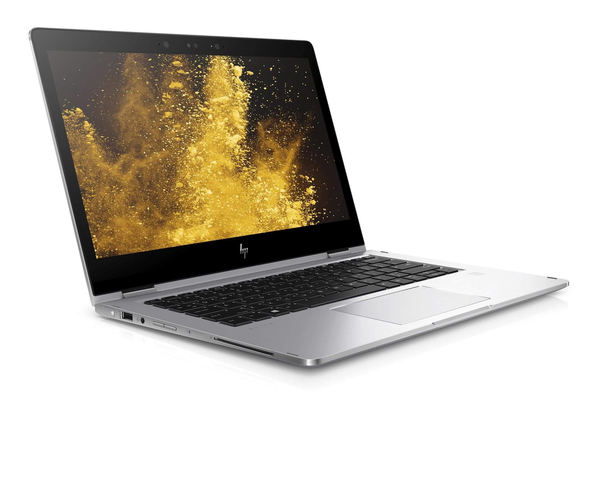 Hp elitebook x360 front right