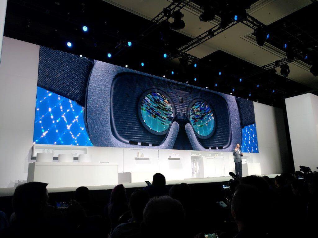 Samsung anuncia seu portfólio de produtos na CES 2017
