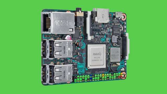 """Conheça o TinkerBoard, o """"Raspberry Pi da ASUS"""""""