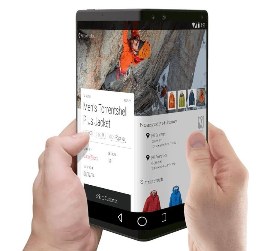 fold 930x837 - LG e Samsung podem lançar smartphones dobráveis ainda em 2017