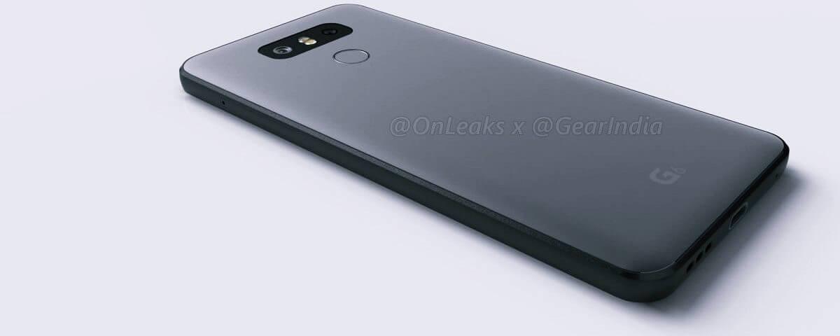 Fabricante de acessórios vaza possível design final do LG G6
