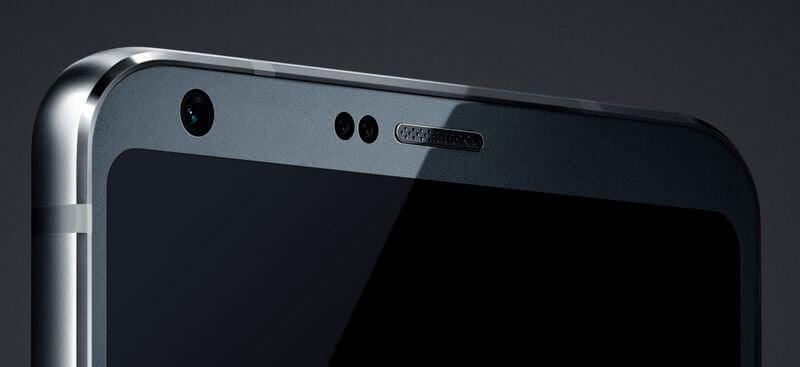 lg g6 2 - Vaza design oficial do LG G6, e ele é fantástico