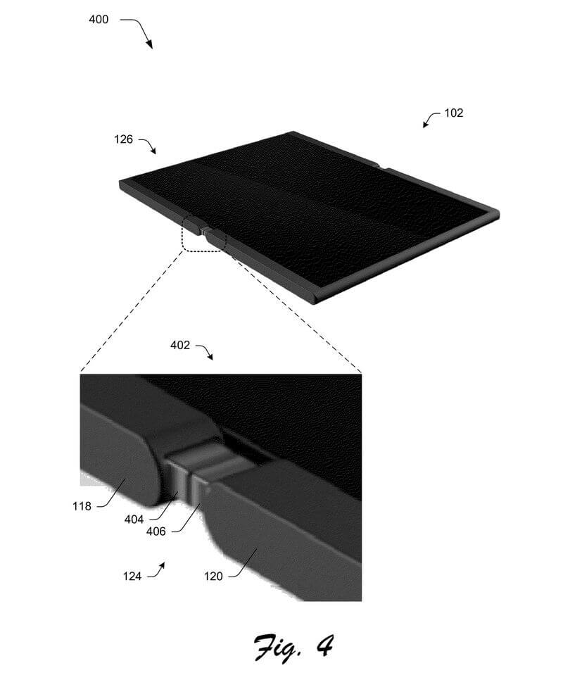 Surface Phone Dobrável? Patente da Microsoft revela dispositivo com tela flexível