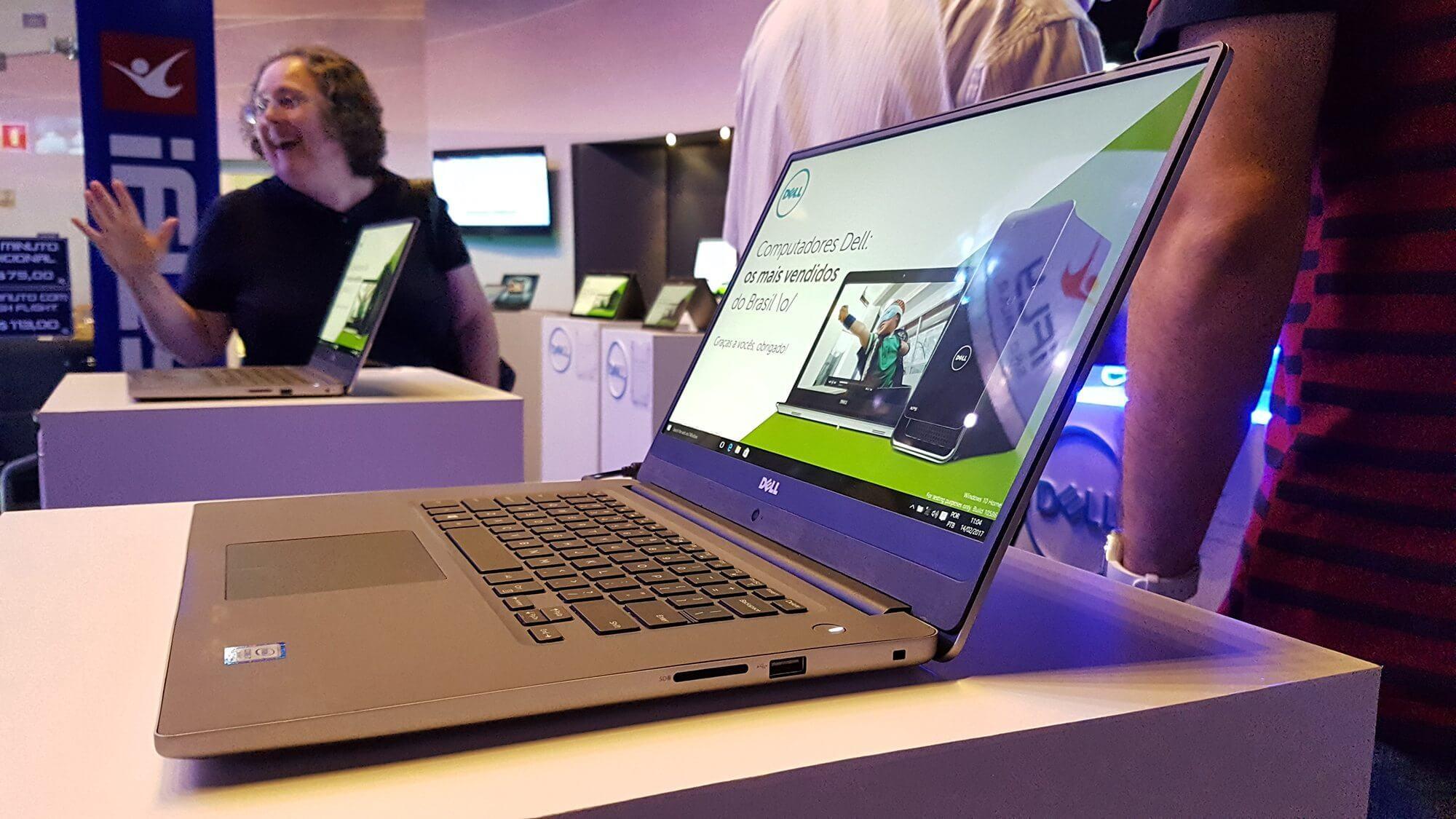 Dell lança no Brasil notebooks finos e poderosos com 14 e 15 polegadas 16