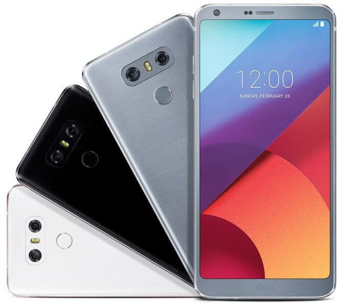 LG G6 three colors leak 01
