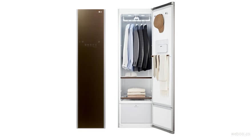 Lg styler clothing care system 2015 new