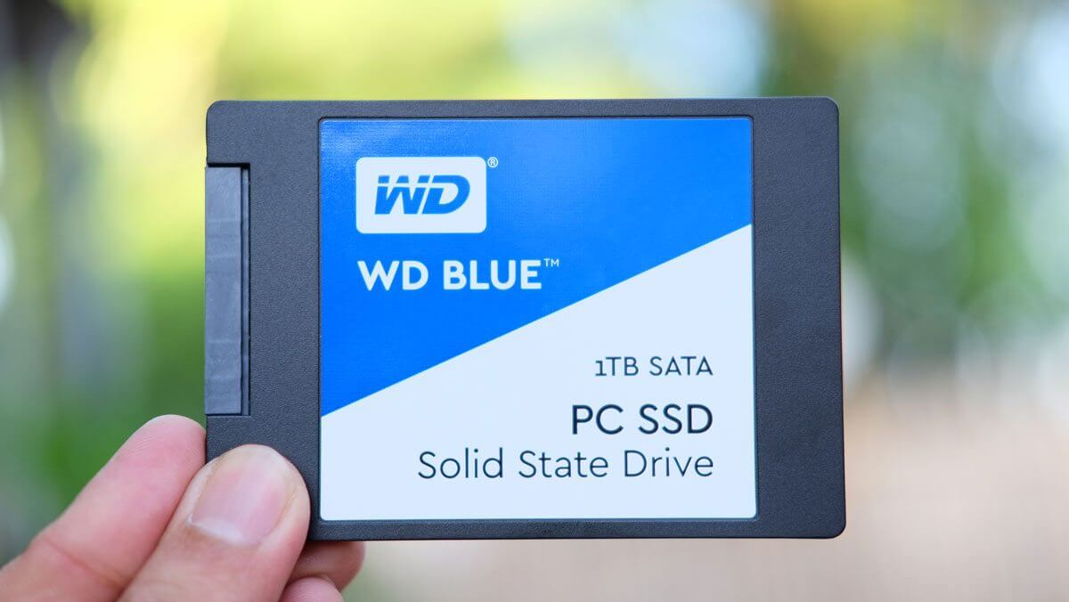 WD Blue SSD 1TB 1