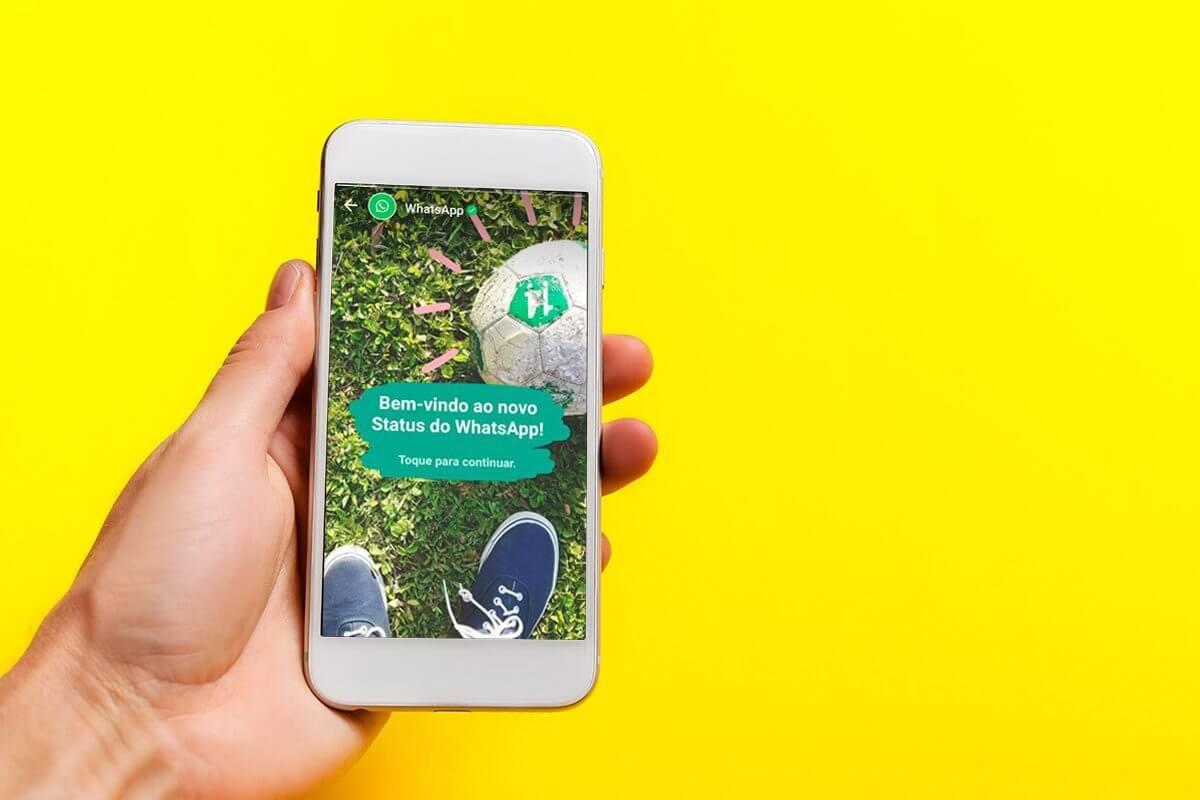 WhatsApp ganha recurso do Snapchat; veja como funciona