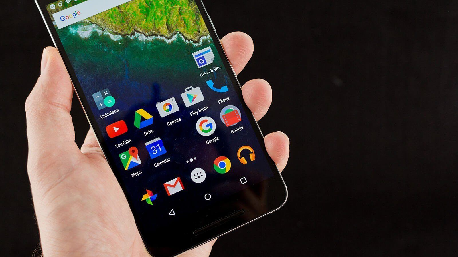 Google nexus 6p review 4