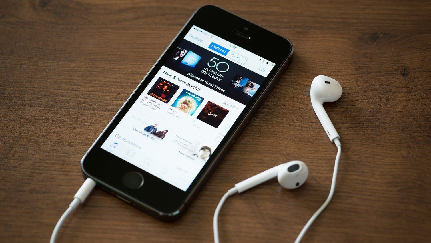itunes on iphone podcast headphones 24