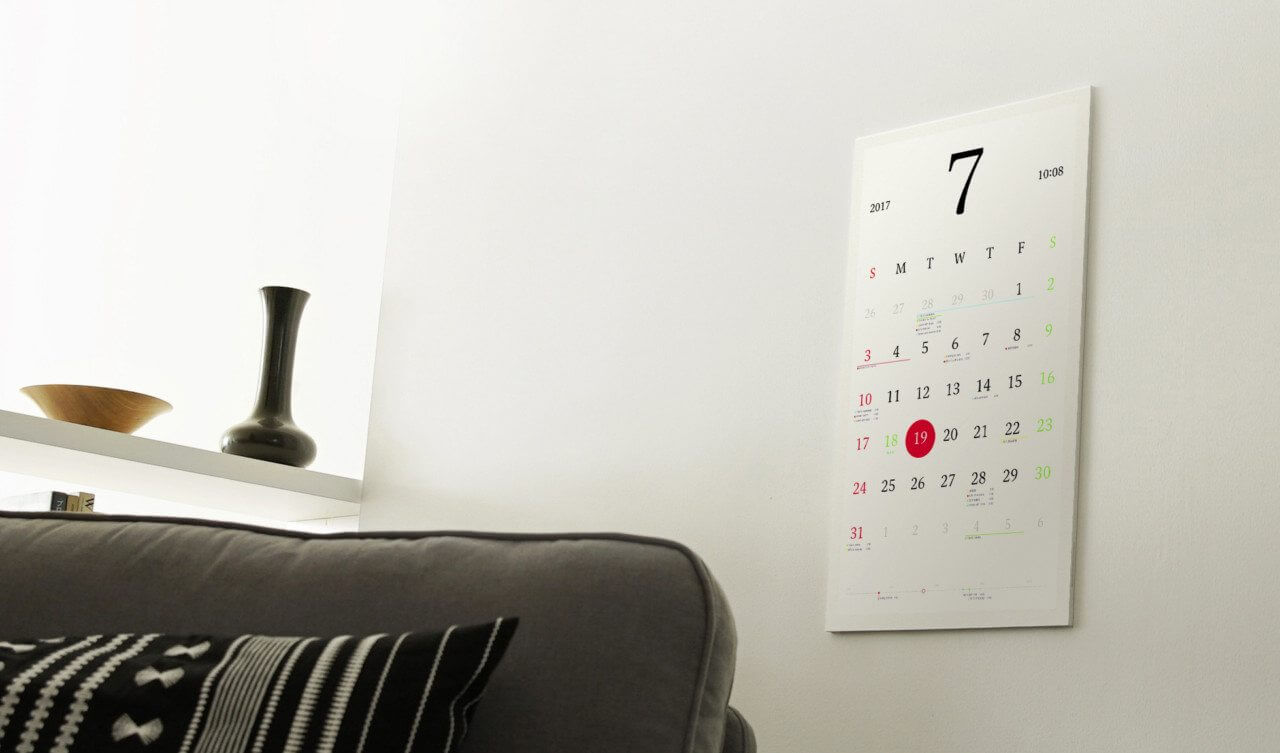 Magic Calendar concept 1